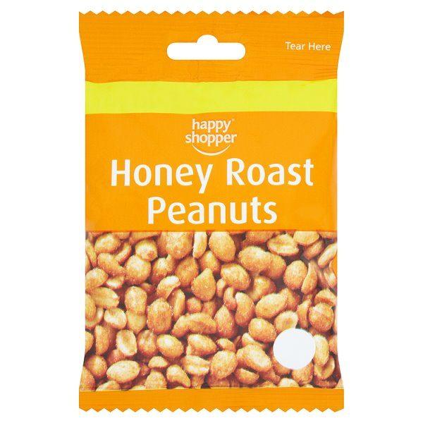 Happy Shopper Honey Roast Peanuts