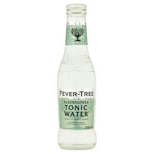 Fever-Tree Elderflower Tonic Water 24 x 200ml