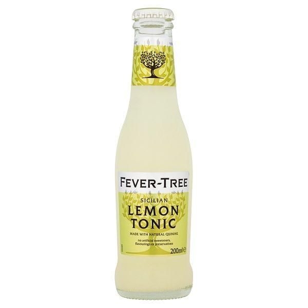 Fever-Tree Sicilian Lemon Tonic
