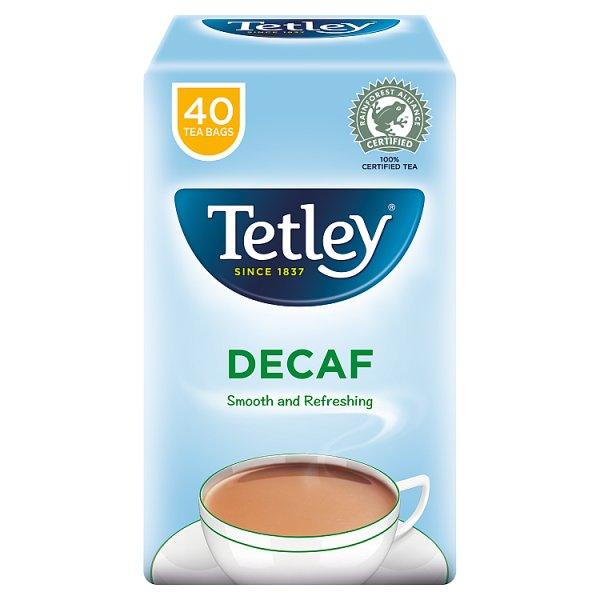 Tetley Decaf Tea