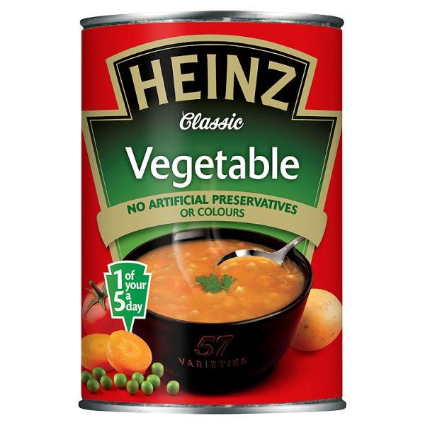 Heinz Veg Soup