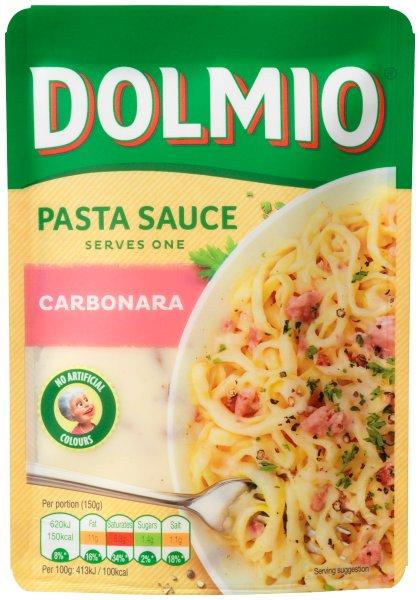 Carbonara Pasta Sauce