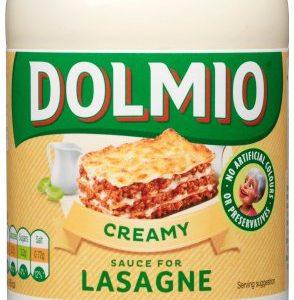 Dolmio Creamy Sauce for Lasagne