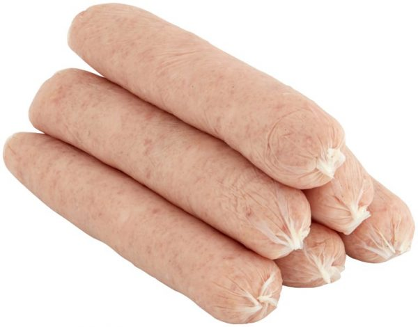 Loughness sausages