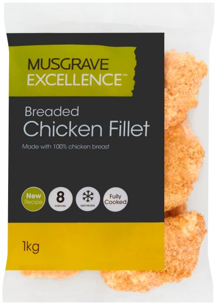 Musgrave chicken fillets